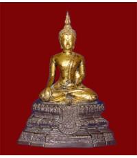 พระบูชาวัดสร้อยทอง กทม. ปี 37 (หมวดพระบูชาองค์ที่ 323)
