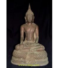 พระบูชาคล้ายพ่อโต หน้าตัก 8 นิ้ว สูง 16 นิ้ว (หมวดพระบูชาองค์ที่  363)