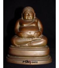 พระบูชา รัชกาลสังกัจจารย์  ใต้ฐานดินไทย