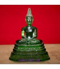 พระแก้วมรกต ปี  2500 ขนาดกลาง เจแปน   (หมวดพระบูชาองค์ที่ 422)
