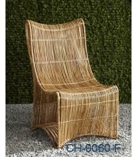 เก้าอี้หวายเทียม Product Code  :  CH-0060 -F