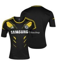 เสื้อบอลA เชลซี ทีมเยือนสีดำ-เหลือง (ครบเซต)