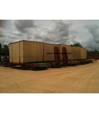 ตัวอย่างผลงานของเรา: รถเทรลเลอร์ หางพิเศษ Extra Low Bed