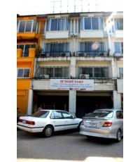 ขายตึกแถว 2 คูหาในเมือง