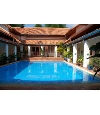 ขายบ้านพร้อมสระว่ายน้ำส่วนตัวในเนื้อที่ 2 ไร่