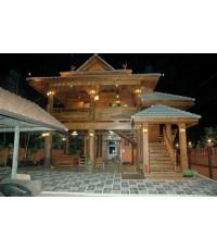 เกสเฮ้าส์ใกล้เมือง ให้เช่า บ้านไม้ทรงไทย ตกแต่งพร้อมเฟอร์นิเจอร์ครบครัน ให้เช่าทำธุรกิจ
