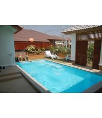 ขาย/ให้เช่าบ้านสวยสไตล์บาหลี พร้อมสระว่ายน้ำส่วนตัว