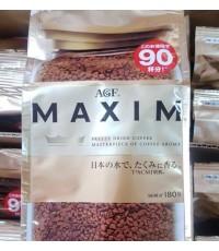 กาแฟ Maxim ขนาด 180 กรัม (90 ถ้วย) [JF-001_232A]