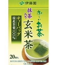 ชาเขียว Itoen แบบใส่ข้าวคั่ว [JF-003_232A]