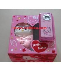 sale มือถือHello Kitty รุ่นมีเพชรตรงปุ่มใหม่/ระบบสัมผัสได้ มีกระเป๋าคิตตี้ใส่แถมให้ (สุดท้าย)