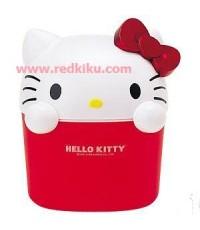 ถังขยะในรถ ลายHello Kitty ลิขสิทธิ์ ( ชิ้นสุดท้าย)