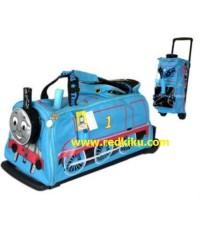 Thomas  กระเป๋า โทมัส รูปทรงรถไฟ น่ารักมาก (มือสองของลูก)