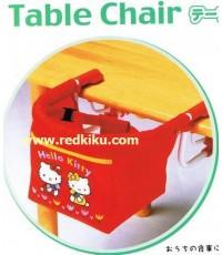 Table chair เก้าอี้เด็ก พับ/พกพาได้  Japanมือสองของลูก สภาพใหม่90