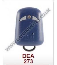 รีโมท DEA-273_2 ปุ่ม