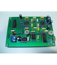 สเตอริโอ encoder digital r2r with lowpass