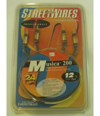 สายสัญญาณ STREETWIRES MUSICA200  4.0M