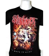 เสื้อยืดลายวง Slipknot