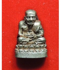 รูปหล่อหลวงปู่ทวด พิมพ์เล็ก รุ่นสร้างพระตำหนักฯ ร.๙ (สร้างบ้านให้พ่อ) ปี41