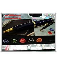 ขาย กล้องแอบถ่าย Spy Pen กล้องปากกาสายลับ ถ่ายภาพวีดีโอ พร้อมเสียง ภาพสี ความจุ 32 GB  เก็บหลักฐาน