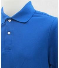 เสื้อโปโลสำเร็จรูป สีน้ำเงิน