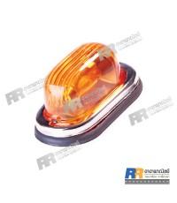 ไฟสัญญาณ ไฟตกแต่ง ไฟดัดแปลง RR-01-153 ขนาด 12V และ 24V - สีแดง, ส้ม, ใส, น้ำเงิน, เขียว, ม่วง