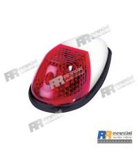 ไฟสัญญาณ ไฟตกแต่ง ไฟดัดแปลง RR-01-154 ขนาด 12V และ 24V - สีแดง, ส้ม, ใส, น้ำเงิน, เขียว, ม่วง