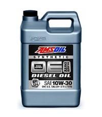 น้ำมันเครื่อง ดีเซล AMSOIL 10W-30 รุ่น OE (Synthetic Diesel Oil)