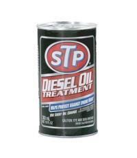 หัวเชื้อน้ำมันเครื่องดีเซล STP (Diesel oil Treatment) ขนาด 300 ml.
