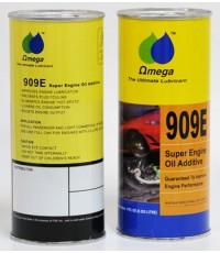 หัวเชื้อน้ำมันเครื่อง สำหรับเครื่องยนต์เบนซิน ดีเซล แก๊ส โอเมก้า  909 E Omega 909E