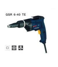 เครื่องขันสกรูไฟฟ้า GSR 6-40 TE