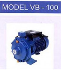 ปั้มน้ำแรงดันสูง ใบพัดคู่ ใบทองเหลืองคู่ MODEL VB100