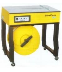 เครื่องรัดกล่อง STRAPACK แบบเซมิออโต้ ผลิตจากประเทศญี่ปุ่น ที่ได้รับการยอมรับจากทั่วโลก