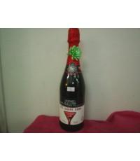 น้ำองุ่นแดงไร้แอลกอฮอล์ซาบซ่า(วันเกิดปีใหม่ไม่ต้องแตะสุราดื่มได้ทุกเพศทุกวัยหัวใจแกร่ง)