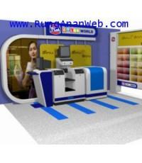 ศูนย์ผสมสีระบบอัตโนมัติ TOA COLOR WORLD โดยร้านรุ่งอนันต์ฮาร์ดแวร์029267322