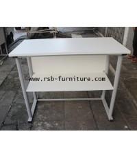 โต๊ะคอมพิวเตอร์ โต๊ะทำงาน แบบยืน 120 cm