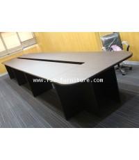 โต๊ะประชุมตัวต่อ 14-18 ที่นั่ง W600 X D150 CM รหัส 1278