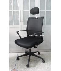 เก้าอี้สำนักงาน เก้าอี้บริหาร  รุ่น 1349  พนักพิงตาข่าย