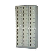 ตู้ล็อกเกอร์ 33 ประตู รุ่น LK - 033 (มี มอก.1284-2538) รหัส 1438