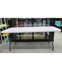 โต๊ะพับอเนกประสงค์ ขนาด 183*76 cm