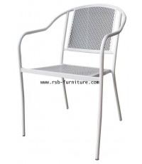 เก้าอี้เหล็กดีไซน์ตาข่าย รหัส 1978