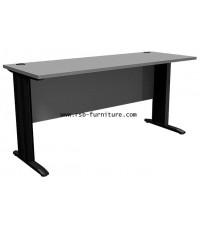 โต๊ะทำงาน โต๊ะสำนักงาน 160 cm ขาเหล็ก รหัส 1999