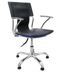 เก้าอี้สำนักงาน ขาดีไซน์ไม่มีล้อ รหัส 2044