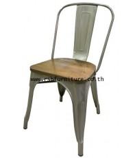 เก้าอี้เหล็กสไตล์ Industrial loft รหัส 2053