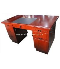 โต๊ะทำงาน 6 ลิ้นชัก 140 cm รหัส 2163