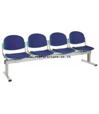 เก้าอี้แถวสำนักงาน  รหัส 929 มี 2 / 3 / 4 ที่นั่ง