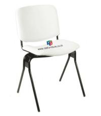 เก้าอี้สำนักงาน รหัส 2443 ขาเหล็กหนาพิเศษ