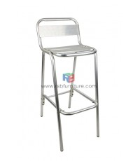 เก้าอี้บาร์อลูมิเนียม เก้าอี้อลูมิเนียม สามารถใช้กลางแจ้ง ราคาส่ง