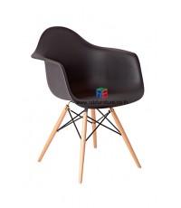 เก้าอี้ดีไซน์ VITRA - EAMES PLASTIC ARMCHAIR REPLICA รหัส 1175