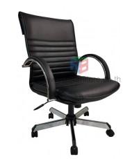 เก้าอี้สำนักงาน กว้างพิเศษ ขาเหล็กกล่อง รหัส 2757