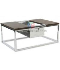 โต๊ะกลาง ขาเหล็ก CT032C Taiyo รหัส 2836